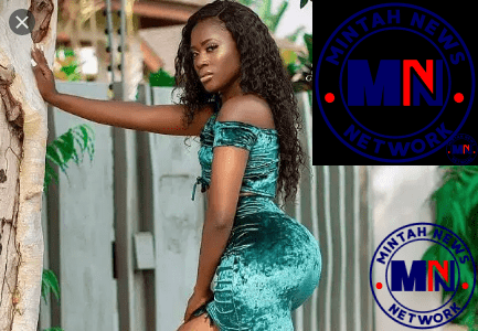 Fella Makafui: A Fan Shouts As He Writes An Articles About The Actress Huge Backside And Banging Body [Hot Photos]