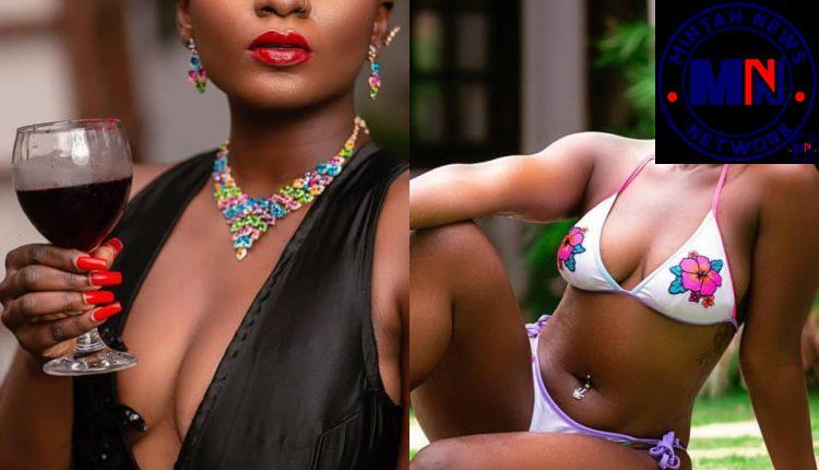 Ahoufe Patri Drops 7 Hot Photos To Mark Her 30th Birthday; Kalybos, Moesha, Funny Face React