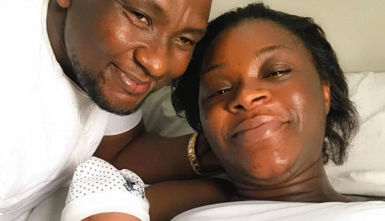 Nollywood Actress Chacha Eke Gives Birth To 4th Child, Shares Beautiful Photos On Instagram