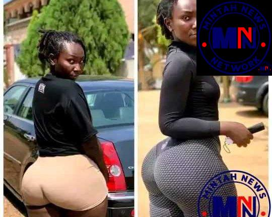Choqolate: 6 Hot Photos of Shatta Wale' Girl That Is Wagging Tongues Online