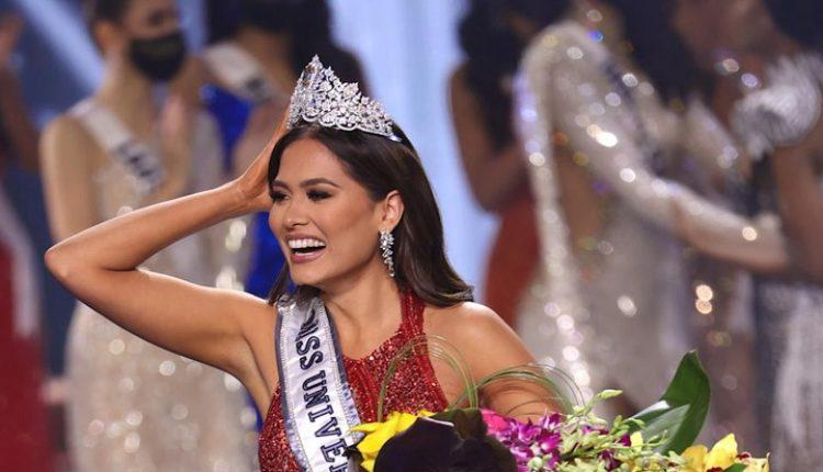 Andrea Meza of Mexico Crowned Miss Universe 2021 [Photos]