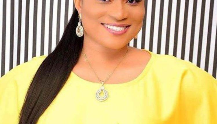 'Born Again' Actress Christabel Ekeh Shocks Fans With Latest Near-n*ked Photo